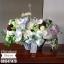 กระเช้าดอกไม้ โทนสีสุภาพ Earth tone (L) thumbnail 1