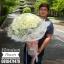 ช่อดอกกุหลาบขาว (Premium) thumbnail 4