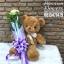 ตุ๊กตาหมี ซิงเกิ้ลโรส (S) thumbnail 1