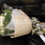 ช่อดอกไม้ The White Roses (M) thumbnail 2