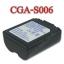 OEM Battery for Panasonic CGR-S006 FZ7 FZ8 FZ30 FZ35 FZ50 thumbnail 1