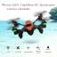 โดรนเรือบิน 3 in 1 (บินบนฟ้า วิ่งบนน้ำ และแรงบนพื้นได้) WL TOYS Q353 3 in 1 RC Triphibian thumbnail 10
