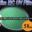 PRO1 UV MC 13Layer Digital Ultra Slim(1mm)Multi-Coated 58mm. thumbnail 1