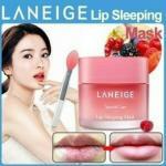 Laneige Lip Sleeping Mask with Lip Brush ขนาด 3 กรัม
