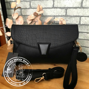 KEEP ( Clutch Bag With Strap )