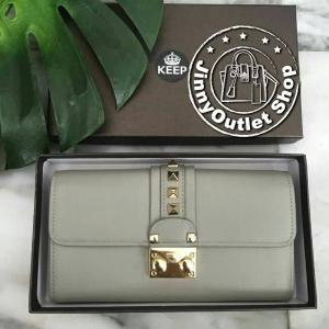 Keep Wallet Parise Leather Bag