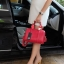 KEEP Sheep Leather Pillow Bag ( Mini size ) thumbnail 6