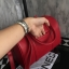 KEEP Sheep Leather Pillow Bag ( Classic size ) thumbnail 5