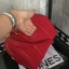KEEP Sheep Leather Pillow Bag ( Mini size ) thumbnail 5