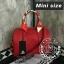 KEEP Sheep Leather Pillow Bag ( Mini size ) thumbnail 1
