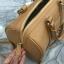 KEEP ( Sheep Leather Pillow Bag - Light.Brown ) thumbnail 5